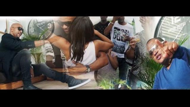 STEPHANE MOREAU feat STEEVY - FOW NOU BOUJÉ (2016)
