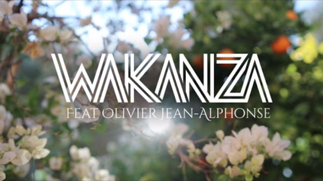 WAKANZA Feat OLIVIER JEAN-ALPHONSE - SA EKRI (2017)